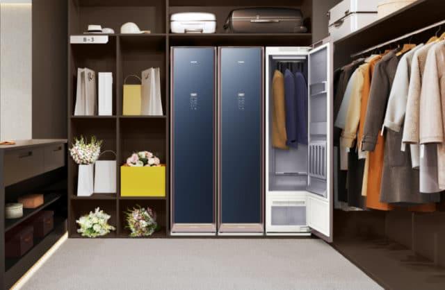 Zadbaj o swoje ubrania z Samsung AirDresser