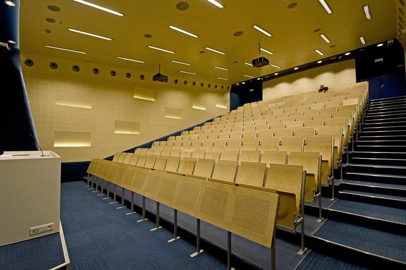nowoczesna aula dla studentów