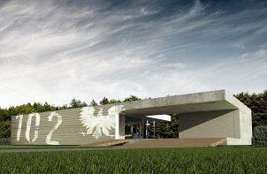 dom od zalewski architecture z serialowym motywem Rudy 102