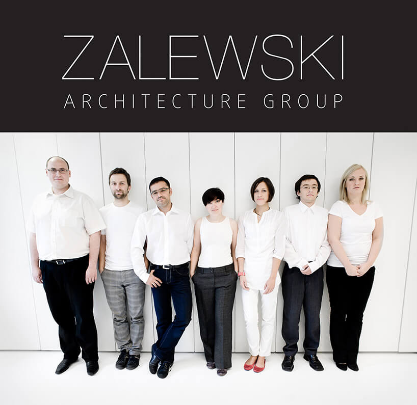 siedmiu pracowników zalewski architectur group