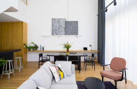 Ze Stanów Zjednoczonych do Łodzi: apartament w Śródmieściu