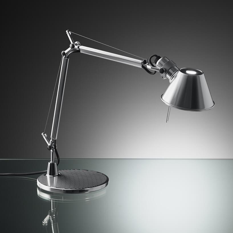 Lampa regulowana zaluminium